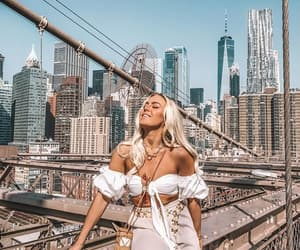 blonde, angelica blick, and Brooklyn image