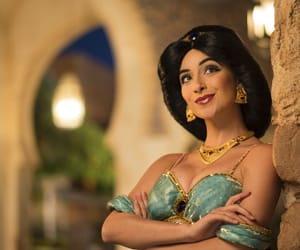 aladdin, cosplay, and princess image
