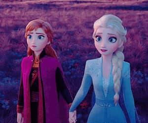 animation, frozen 2, and disney image