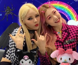 cyber edit, jinsoul, and loona image