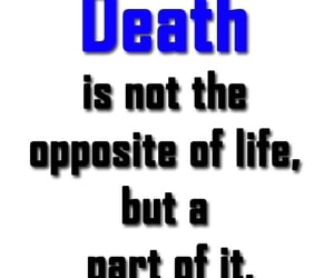 death, life, and life lessons image