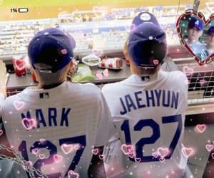 mark, jaehyun, and nct 127 image
