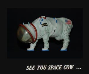 grunge, see you, and space cow image