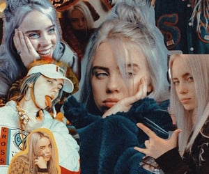 billie eilish, aesthetic, and wallpaper image