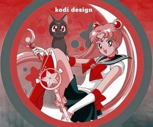 edit inspiration, sailor moon theme, and edited theme image