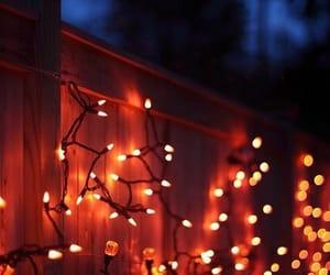 light, Halloween, and autumn image