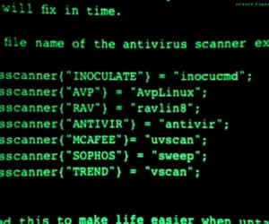 code, computer, and cyber image