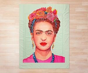 frida kahlo, mexico, and fridakahloart image