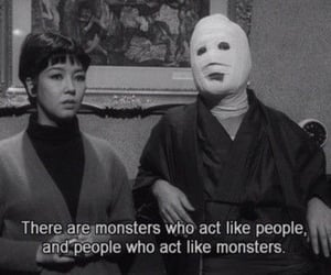 monster, quotes, and people image