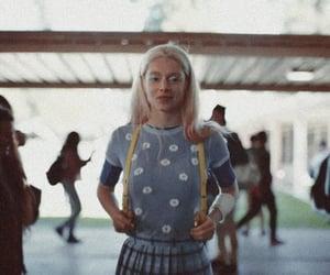 blonde, euphoria, and flowers image