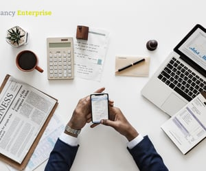 tax planning, tax consultants, and hayes accountants image