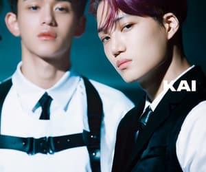 lucas, mark, and Taemin image
