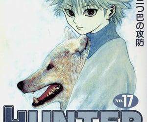 anime and hunterxhunter image