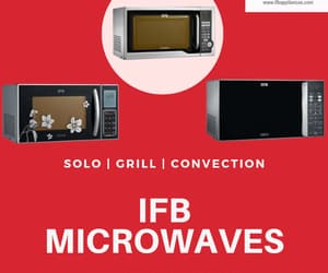 best microwave, ifb home appliance, and ifb image