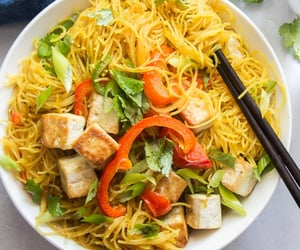 food, noodles, and recipe image