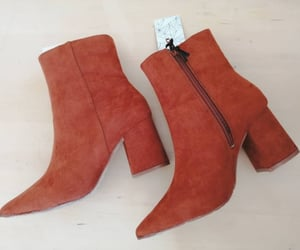 ankleboots, blogger, and boots image