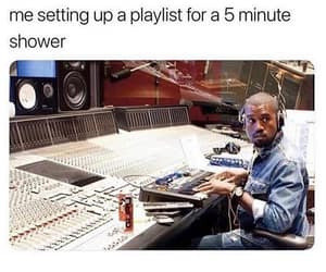 funny, meme, and music image