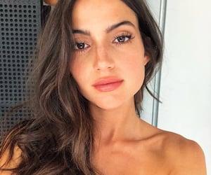 model, beauty, and girl image