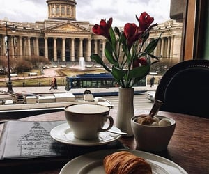 architecture, breakfast, and city image