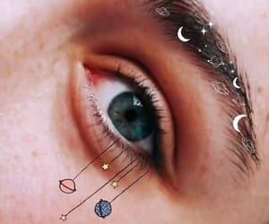 blue, eyes, and vsco image