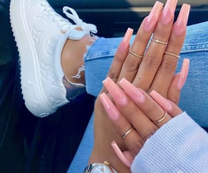nails, shoes, and inspiration image