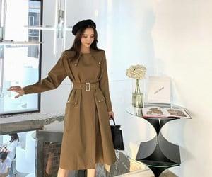 kfashion, korean fashion, and ootd image