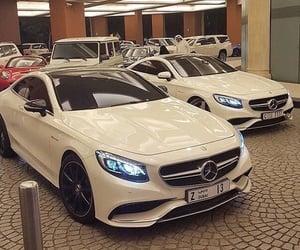 car, Dubai, and life image