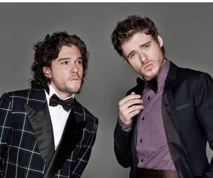 richard madden, game of thrones, and kit harington image