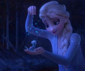 frozen, elsa, and cute image