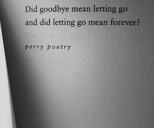deep, goodbyes, and sad image