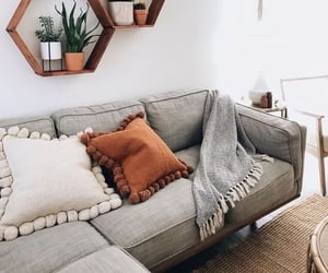 home, interior, and living room image