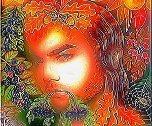 adam lambert and art image