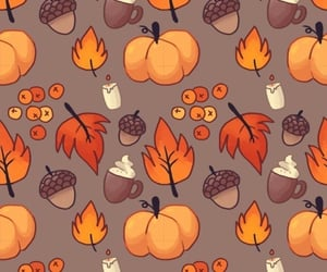 autumn, wallpaper, and fall image