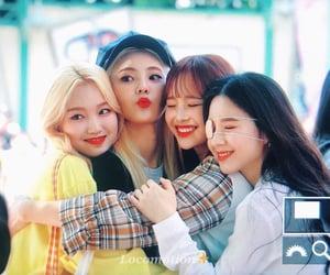 loona, chuu, and gowon image