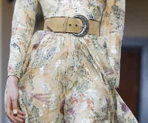 etro, fashion, and runway image