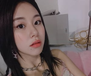 kpop, son chaeyoung, and twice image