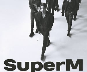 kpop and superm image