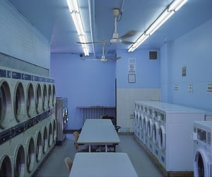 blue, grunge, and aesthetic image