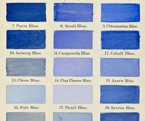 blue, art, and shades image