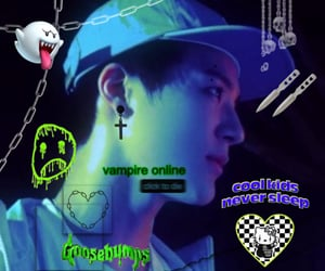 cyber, edgy, and edit image