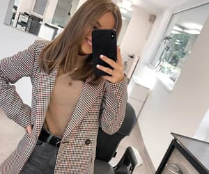 fashion, hair goals, and outfit image