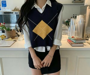 acessories, clothes, and fashion image