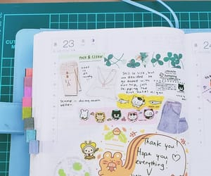 journal, journaling, and bullet journal image