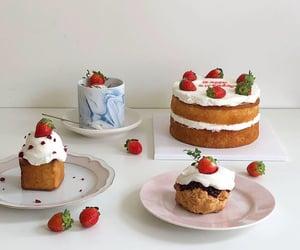bakery, cake, and desserts image