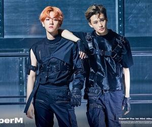 exo, mark, and mark lee image