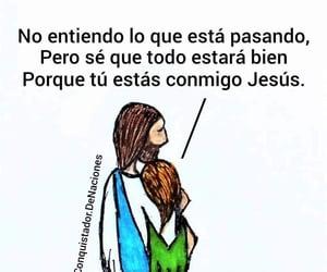 god, dios, and ayúdame por favor image