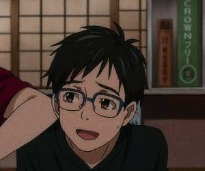 goals, yuri on ice, and anime icon image