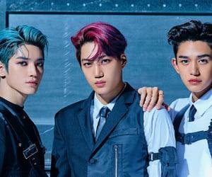 boys, edit, and kpop image