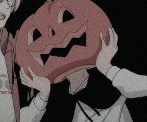 anime, Halloween, and icon image