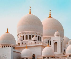 architecture, islamic, and dome image
